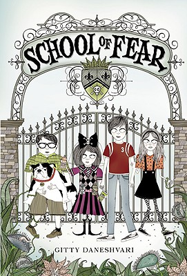 School of Fear Cover