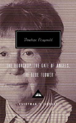 The Bookshop, the Gate of Angels, the Blue Flower Cover