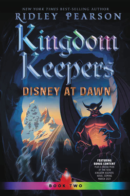 Kingdom Keepers II: Disney at Dawn Cover Image