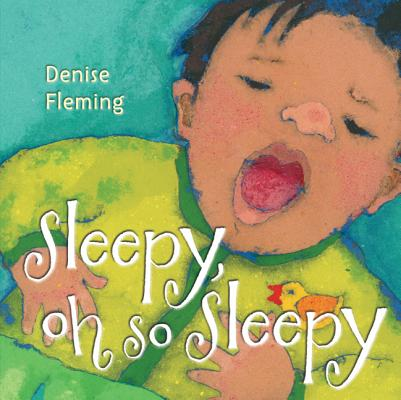 Sleepy, Oh So Sleepy: A Picture Book Cover Image
