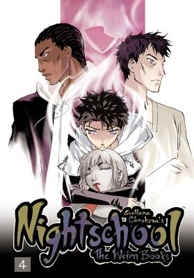 Nightschool, Volume 4 Cover