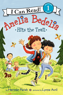 Amelia Bedelia Hits the Trail Cover