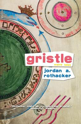 Gristle: Weird Tales Cover Image