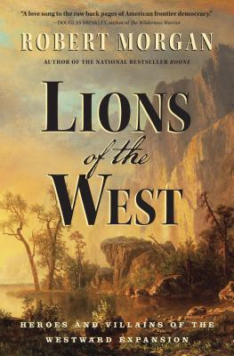 Lions of the West Cover