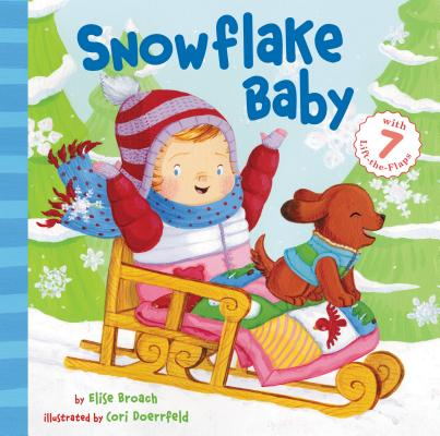 Snowflake Baby Cover