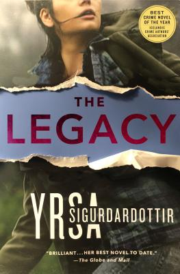 The Legacy: A Thriller Cover Image