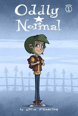 Oddly Normal, Book 1 Cover