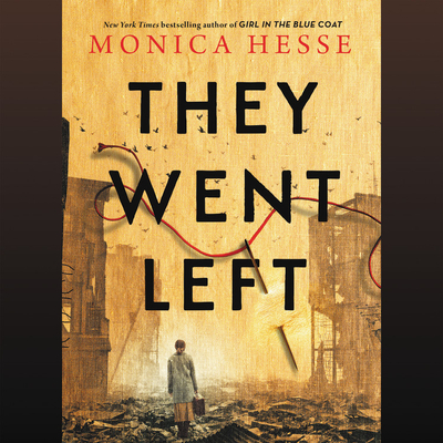 They Went Left [With Battery] Cover Image