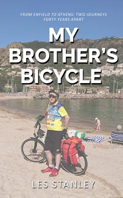 My Brother's Bicycle: Enfield to Athens on a Tandem Cover Image