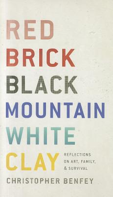 Red Brick, Black Mountain, White Clay Cover