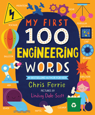 My First 100 Engineering Words Cover Image