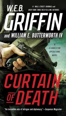 Curtain of Death (A Clandestine Operations Novel #3) Cover Image