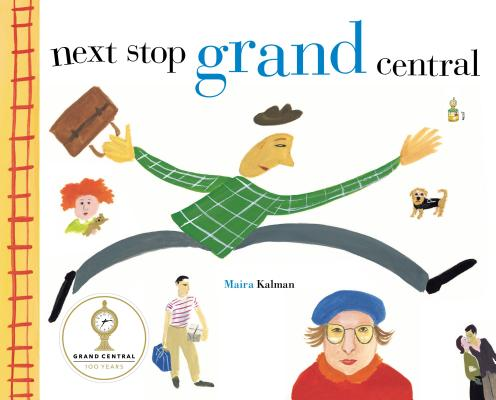 Next Stop, Grand Central Cover