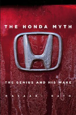 The Honda Myth Cover
