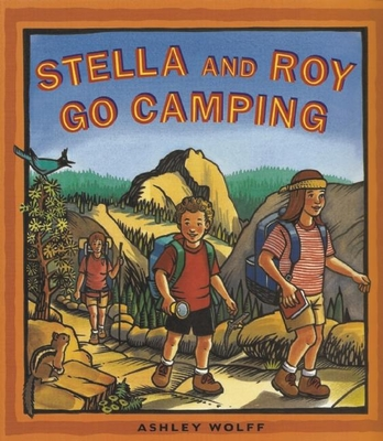 Stella and Roy Go Camping Cover Image