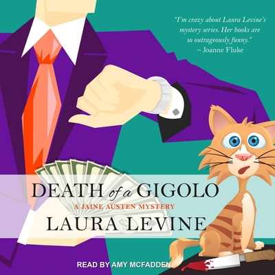 Death of a Gigolo (Jaine Austen Mysteries #17) Cover Image