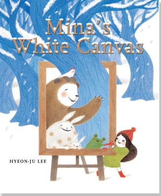 Cover for Mina's White Canvas