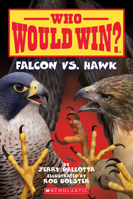 Falcon vs. Hawk (Who Would Win?) Cover Image