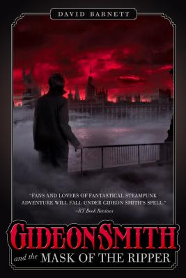 Gideon Smith and the Mask of the Ripper Cover