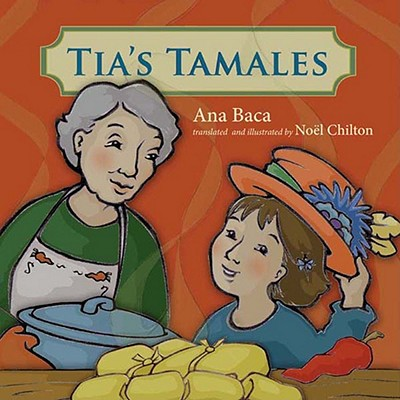 Tia's Tamales Cover