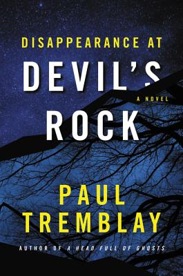 Disappearance at Devil's Rock: A Novel Cover Image