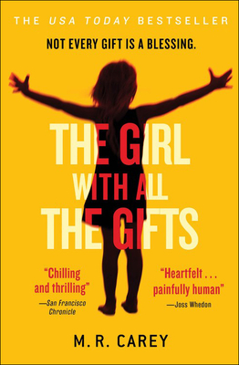 Girl with All the Gifts Cover Image