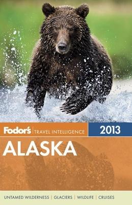 Fodor's Alaska 2013 Cover