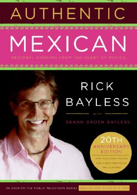 Authentic Mexican Cover