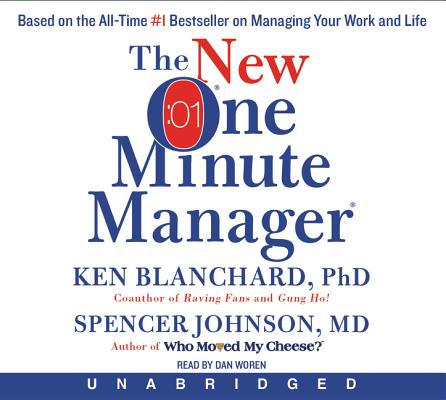 The New One Minute Manager CD Cover Image
