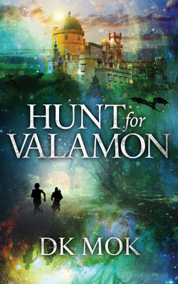 Cover for Hunt for Valamon