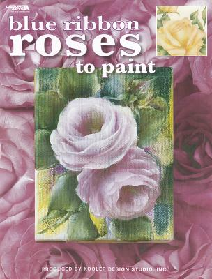 Blue Ribbon Roses to Paint Cover