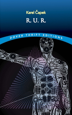 Cover for R.U.R. (Dover Thrift Editions)