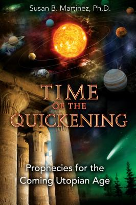 Cover for Time of the Quickening