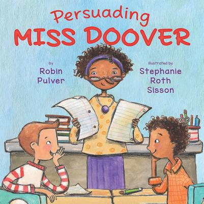 Cover for Persuading Miss Doover
