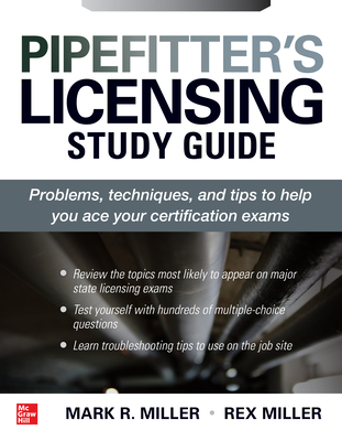 Pipefitter's Licensing Study Guide cover