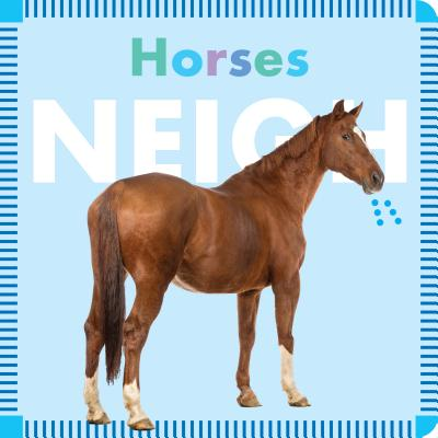 Horses Neigh Cover Image