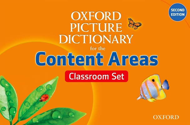Oxford Picture Dictionary for the Content Areas Classroom Set Cover Image