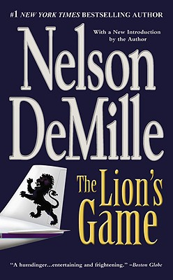 The Lion's Game Cover