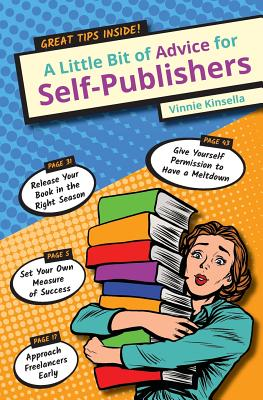 A Little Bit of Advice for Self-Publishers Cover Image