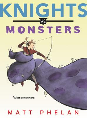Knights vs. Monsters Cover Image