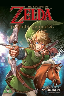 The Legend of Zelda: Twilight Princess, Vol. 4 (The Legend of Zelda: Twilight Princess  #4) Cover Image