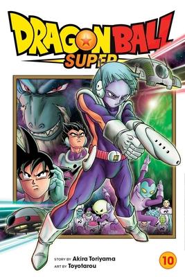 Dragon Ball Super, Vol. 10 Cover Image