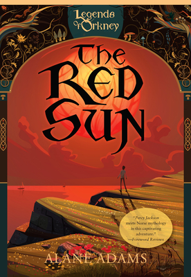 Cover for The Red Sun (Legends of Orkney #1)