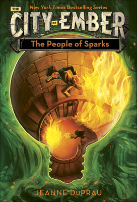 The People of Sparks (Book of Ember) Cover Image