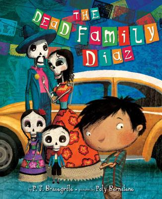 The Dead Family Diaz Cover