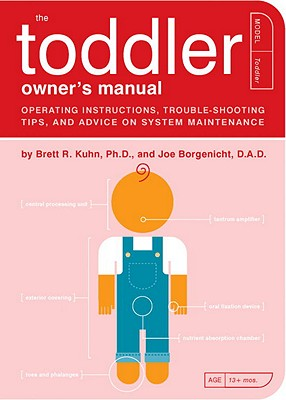 The Toddler Owner's Manual Cover