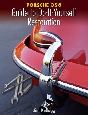 Porsche 356 Guide to Do-It-Yourself Restoration Cover Image
