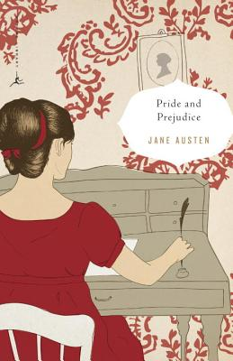 Pride and Prejudice (Modern Library Classics) Cover Image