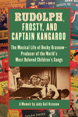 Cover for Rudolph, Frosty, and Captain Kangaroo