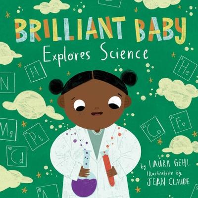 Brilliant Baby Explores Science Cover Image